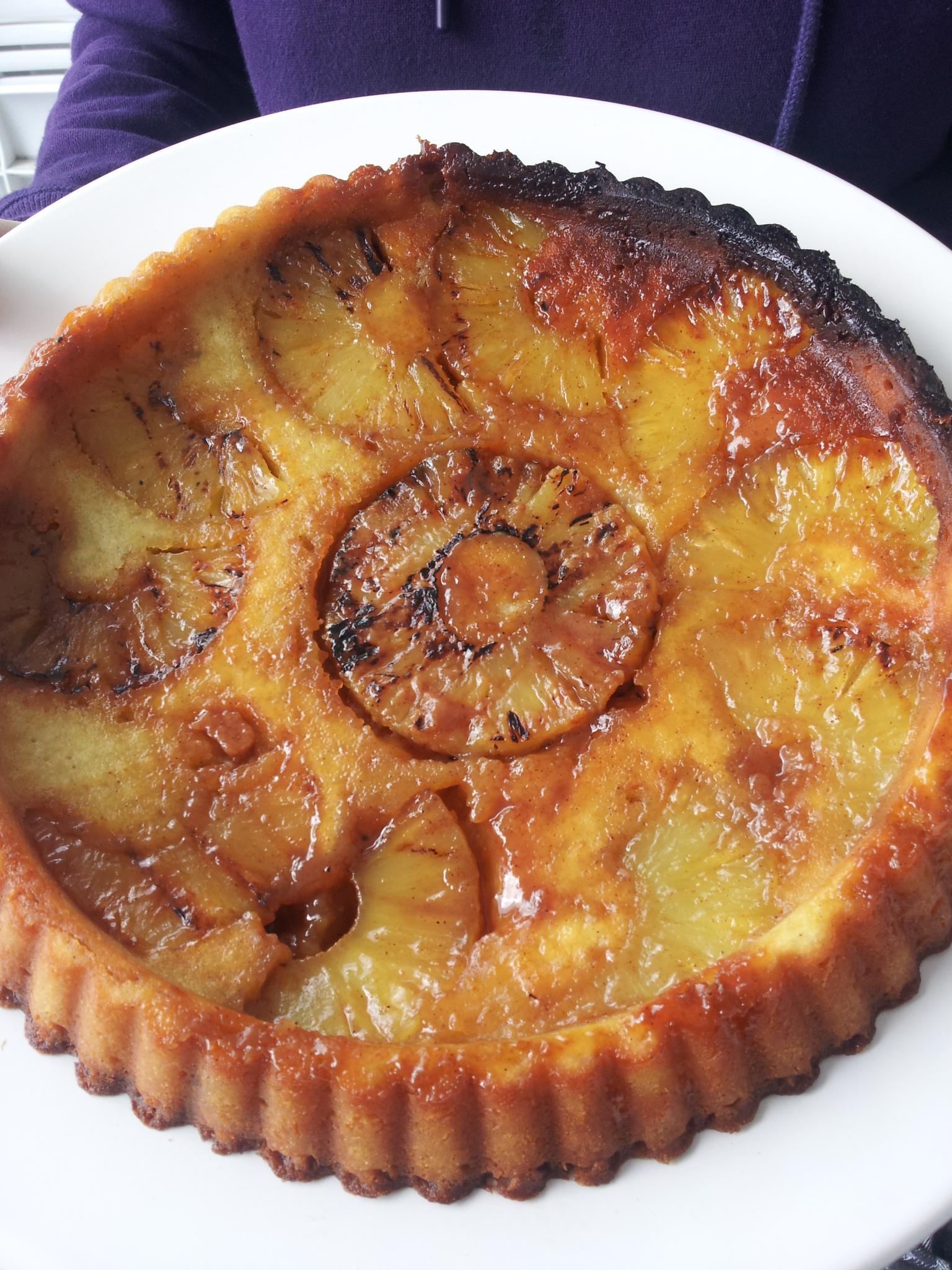 Weber ananaskuchen