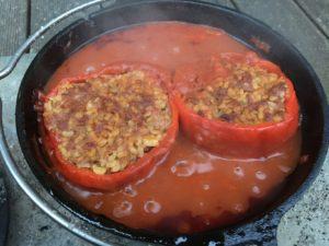 gefüllte Paprika – DutchOven